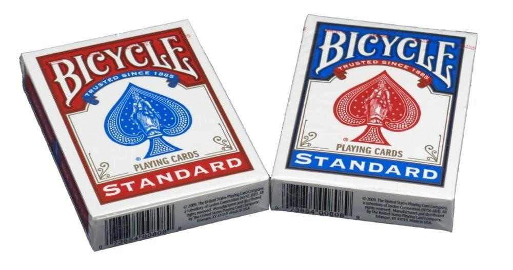 Bicycle Poker 808 (kék)