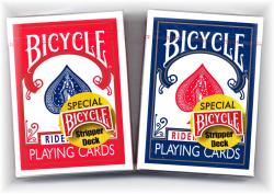 Bicycle Stripper kártyacsomag 10 mutatvánnyal