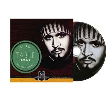 Danny Garcia DVD – At the table lecture