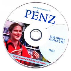 Pénz DVD