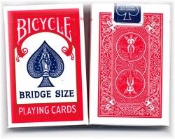 Bicycle Bridge Red