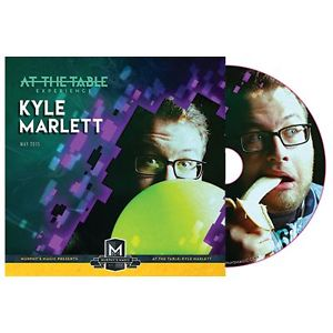 Kyle Marlett DVD  – At the table lecture