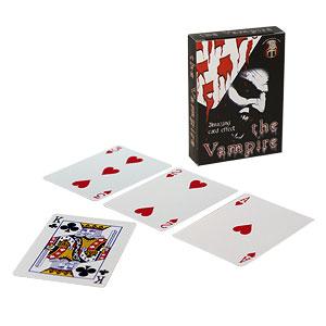 Vámpír kártyák
