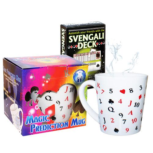Magic Prediction Mug – Bűvész bögre