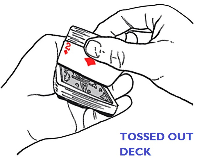 Tossed Out Deck