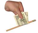 Misled – pénzátszúró ceruza