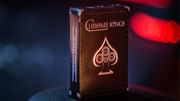 Chrome Kings Limited Edition Playing Cards (Players Edition)