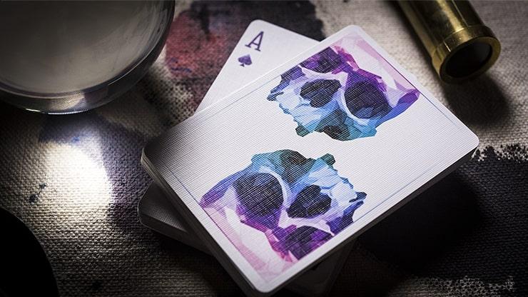 Memento Mori NXS Playing Cards
