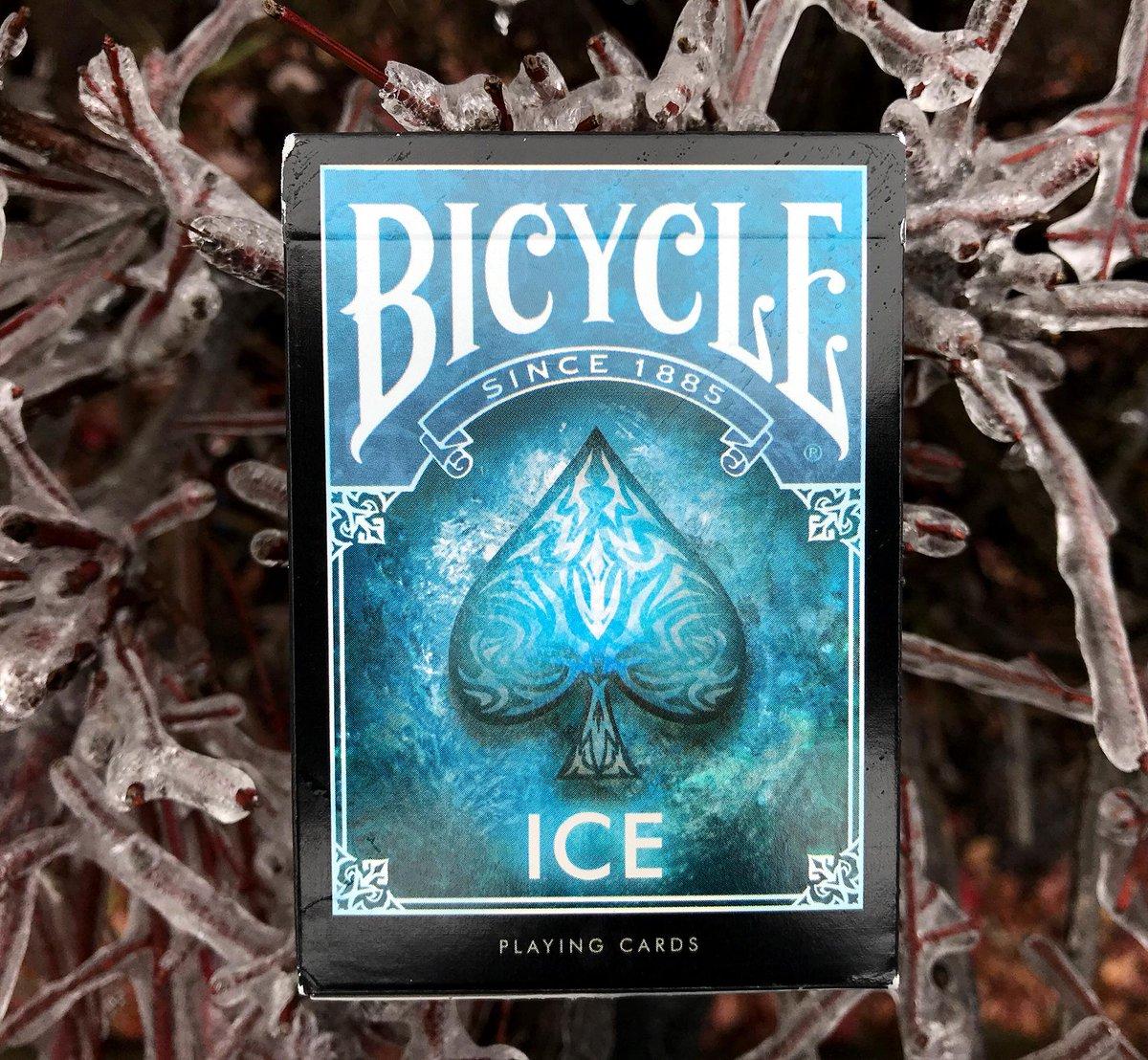 Bicycle Ice kártyacsomag