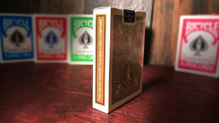 Bicycle Gold – arany prémium kártya